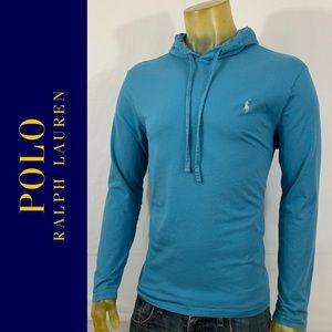 Ralph Lauren Polo Cotton Hoodie Pullover